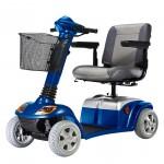 Blue Mid-Range 4mph Scooter