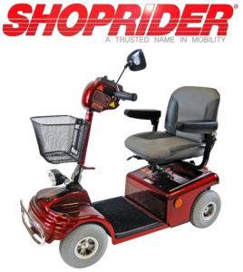 Shoprider Sovereign logo