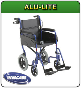 Alu-Lite from 1st Step mobility