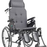 1st Step Mobility padded wheelchair