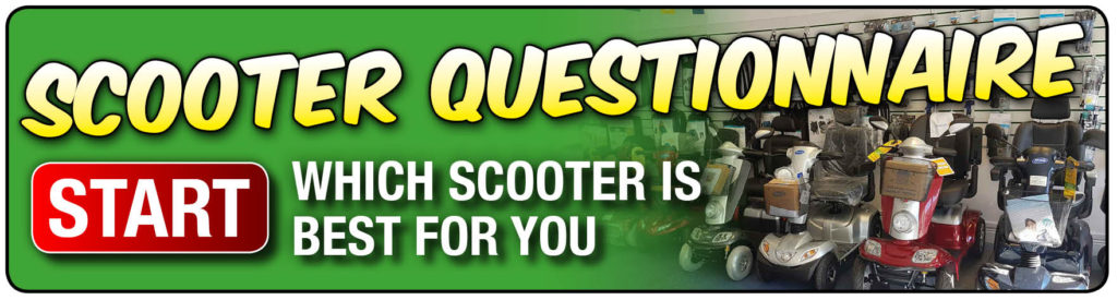 Scooter questionnaire banner