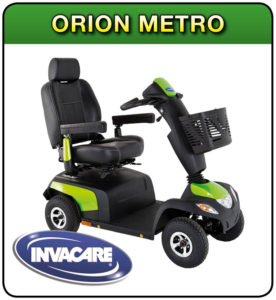 Oroin metro mobility scooter