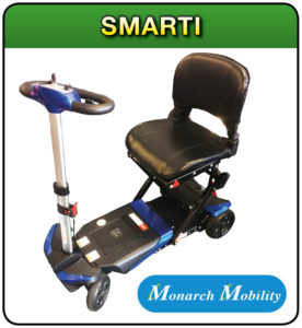 Smarti mobility scooter