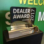 Dealer award