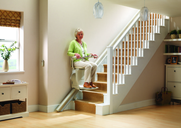 Home chair lift | Kent Stairlifts