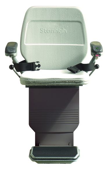 Stannah Outdoor Stairlift 1st Step Mobility