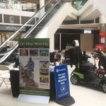1st Step Mobility within the Mercury Shopping centre