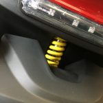 Komfy Rear suspension