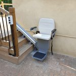 Outdoor Stairlift 2