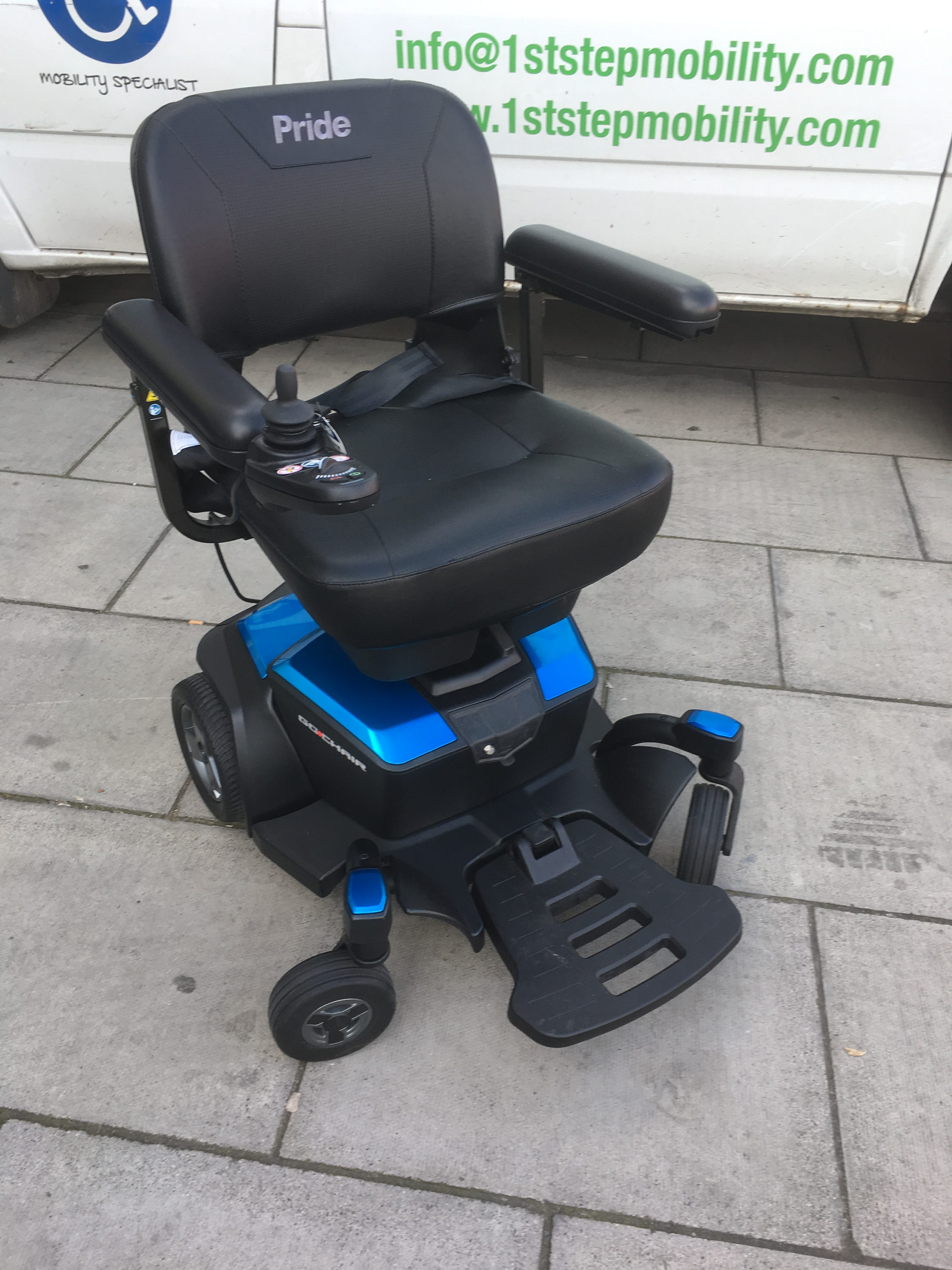 2nd Hand Pride Go Chair 1st Step Mobility