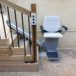Outdoor Stairlift 1