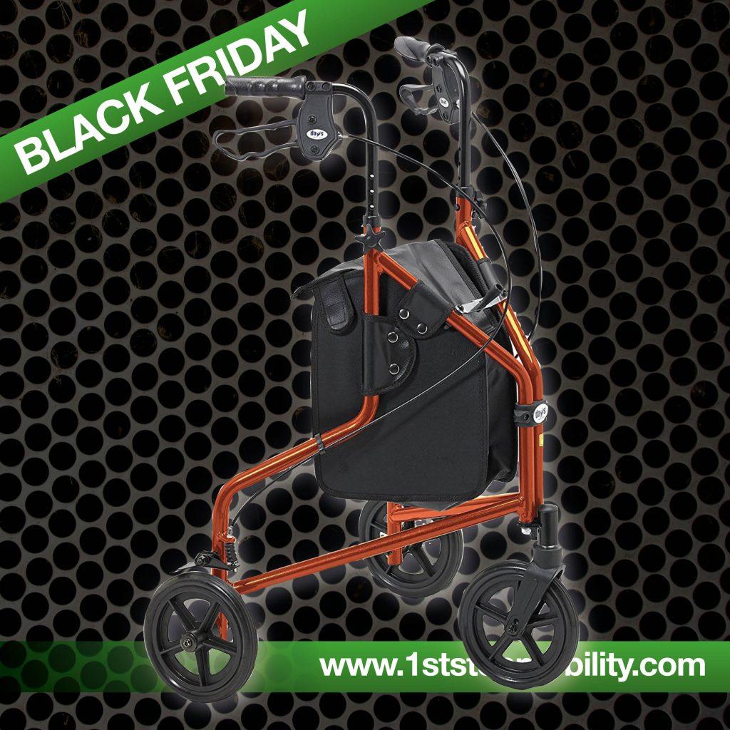Tri Walking Frame Black Friday 1st Step Mobility